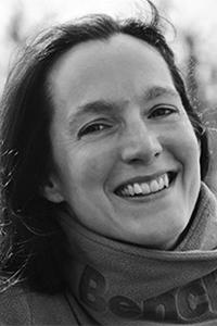 enos-Autorin Angelika Franz