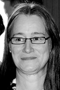 enos-Autorin Sabine Hesemann