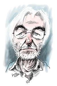 enos-Illustrator Klaus Stuttmann