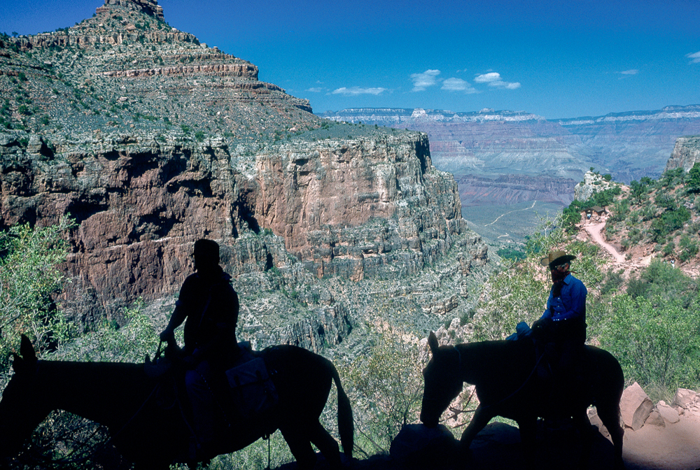 USA, Arizona, Grand Canyon (1987)
