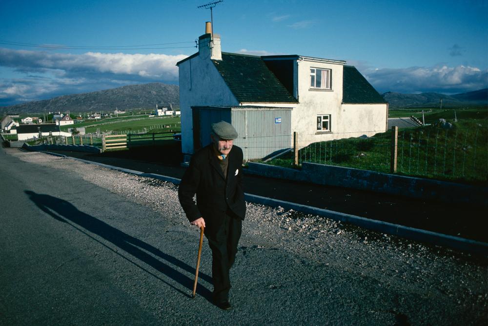 Großbritannien, Schottland, Durness (1987)