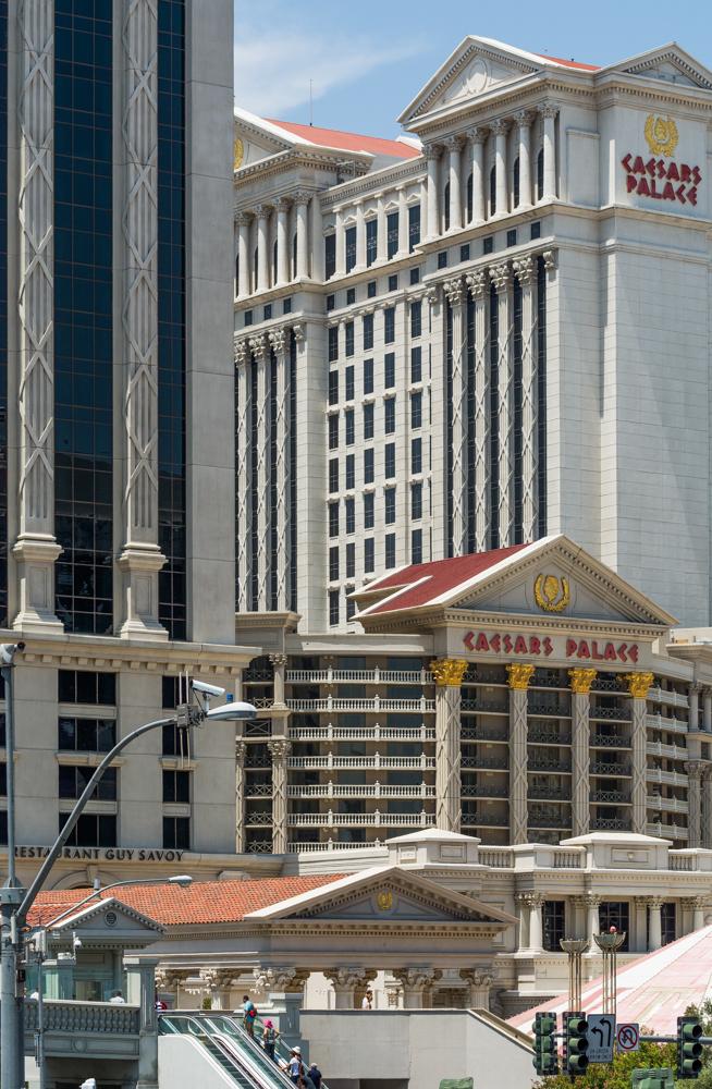 USA, Nevada, Las Vegas, Caesar's Palace (2016)