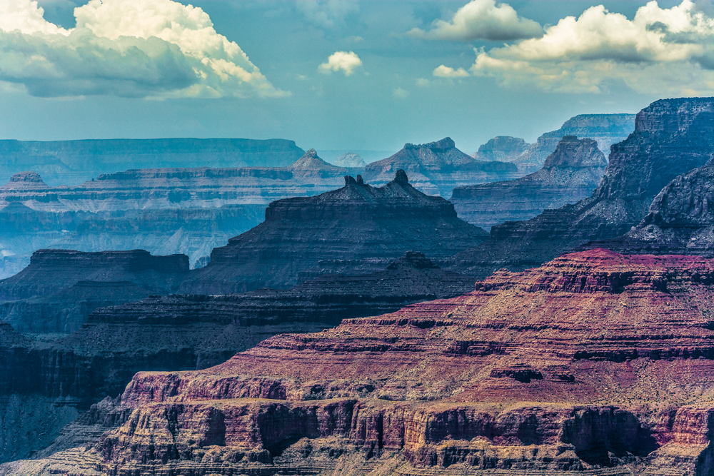 USA, Arizona, Grand Canyon (2016)