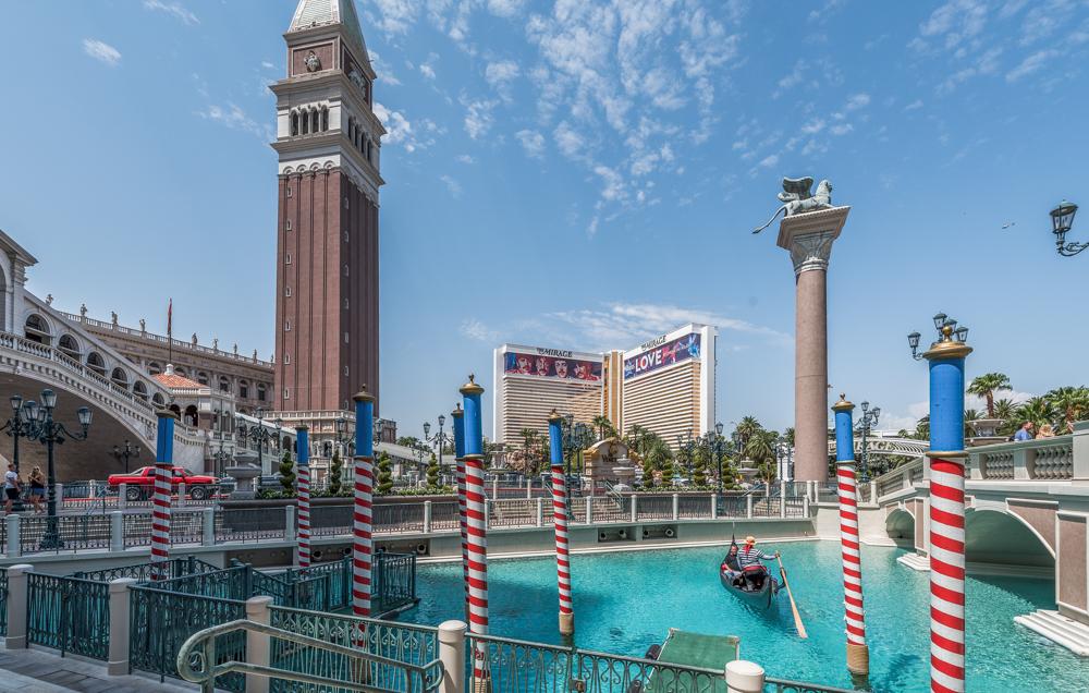USA, Nevada, Las Vegas, Venice (2016)