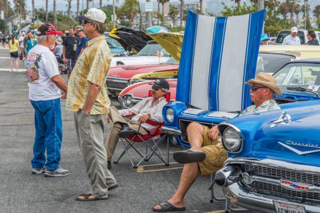 USA, Kalifornien, Redondo Beach (2016)