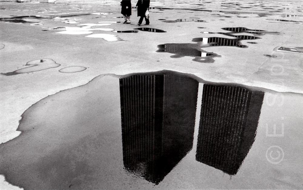Frankreich, Paris La Défense, Pas de deux (1977) / France, Paris La Défense, Pas de deux (1977)