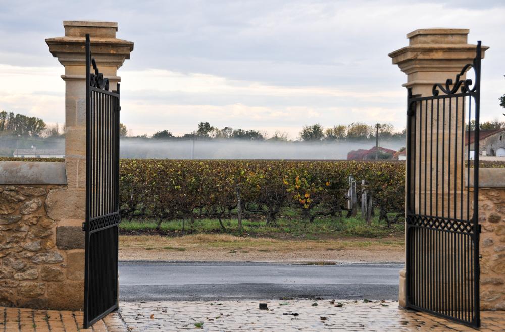 Frankreich, Gironde, Sauternes Château Haut Bergeron (2011)