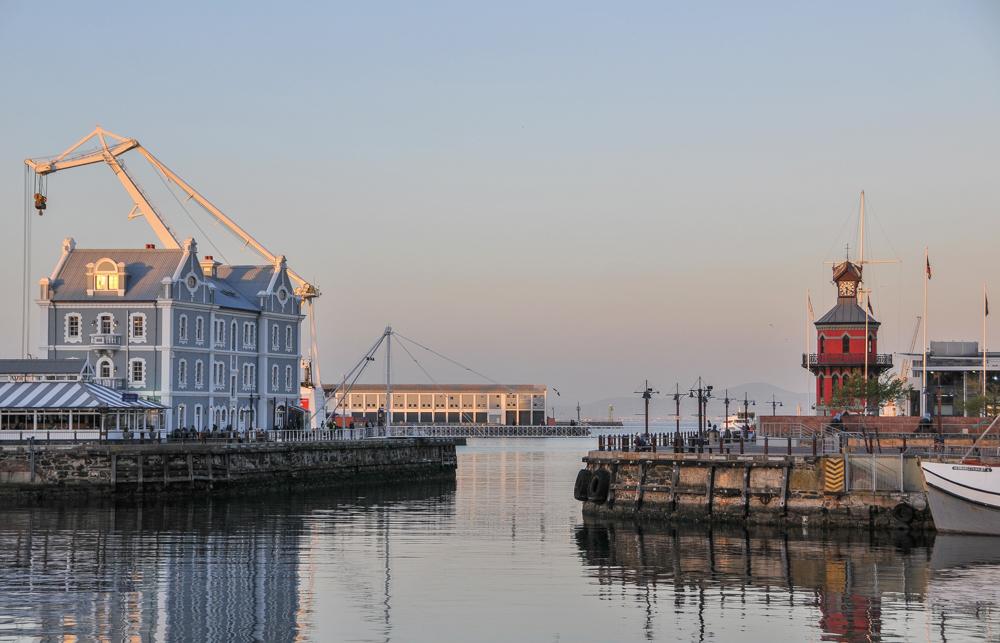 Südafrika, Cape Town, Waterfront / Hafen (2012)