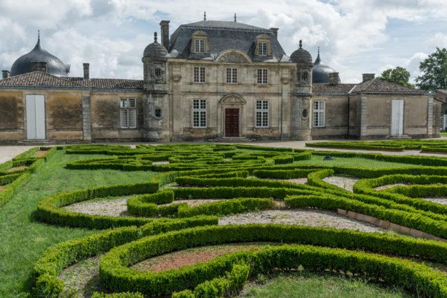 Frankreich, Gironde, Sauternes Château de Malle, Park (2016)