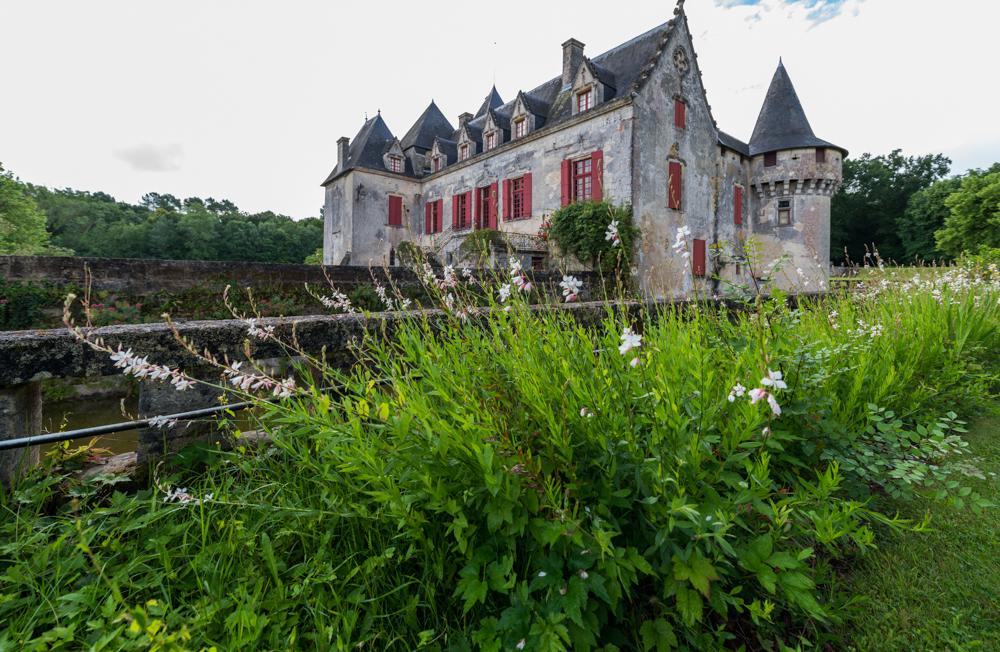 Frankreich, Gironde, Pessac-Léognan Château Olivier (2016)