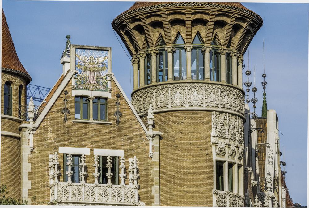 Barcelona, Architektur von Josep Puig i Cadafalch