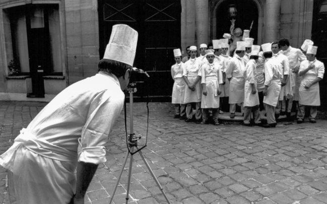 Frankreich, Paris, Restaurant Taillevent (1979)
