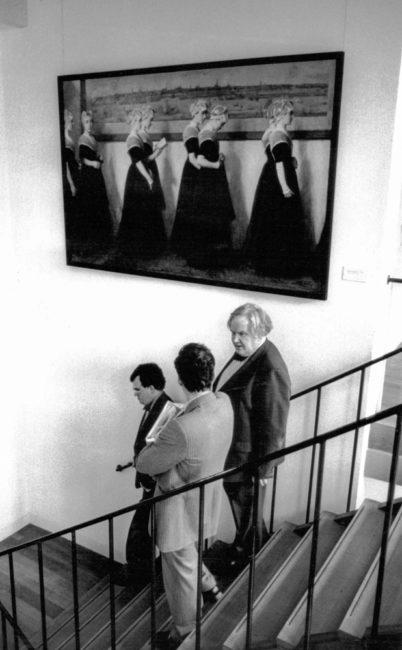 Niederlande, Amsterdam, Stedelijk Museum (1978)