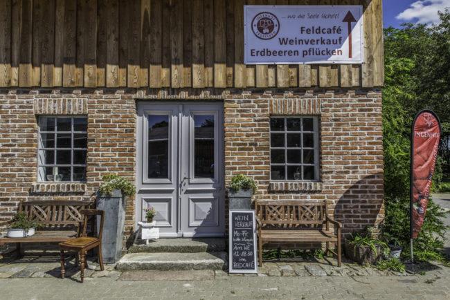 Malente-Malkwitz, Weinverkauf Ingenhof