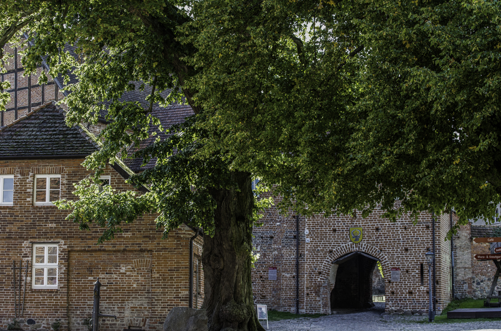 Burg Stargard, Burgtor