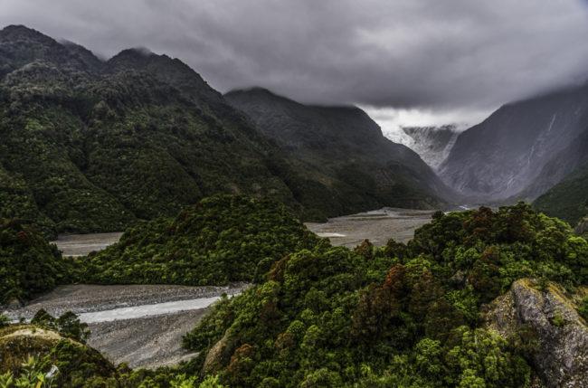 Neuseeland, Franz Josef Glacier - (2017)