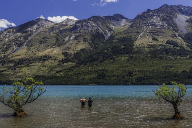 Neuseeland, Central Otago, Glenorchy, Lake Wakatipu - (2018)