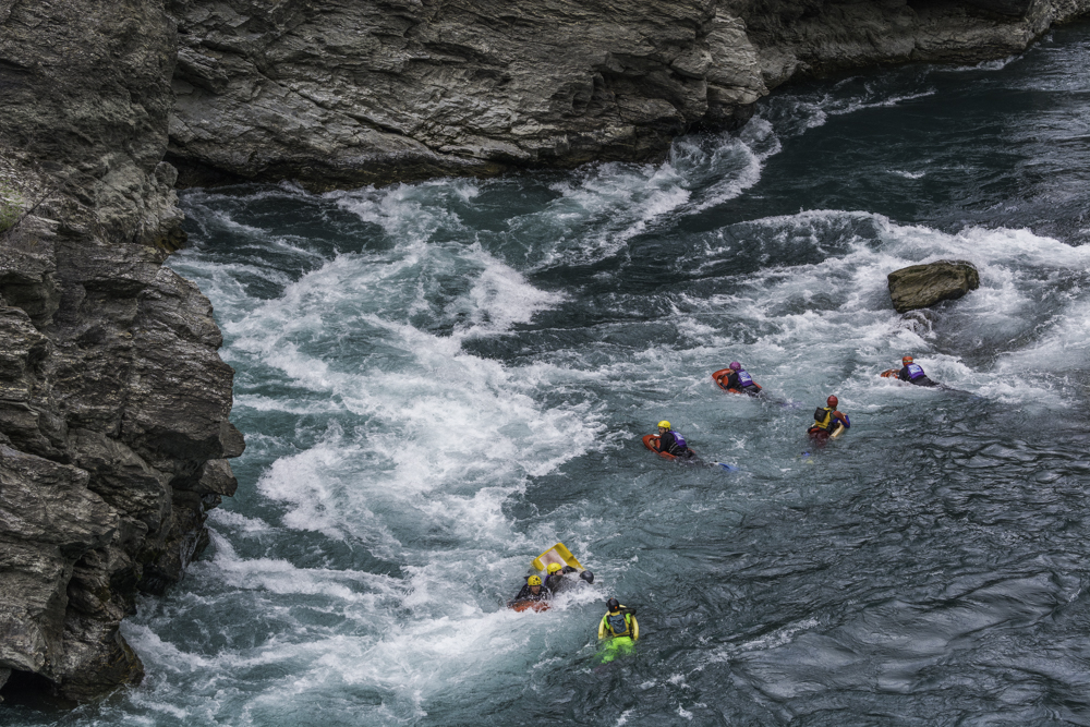 Neuseeland, Central Otago, Kawarau River Gorge - (2018)