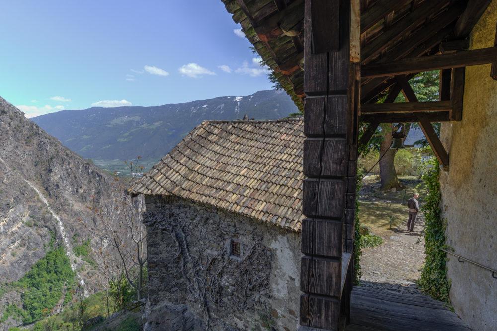 Schloss Juval, Vinschgau, Italien