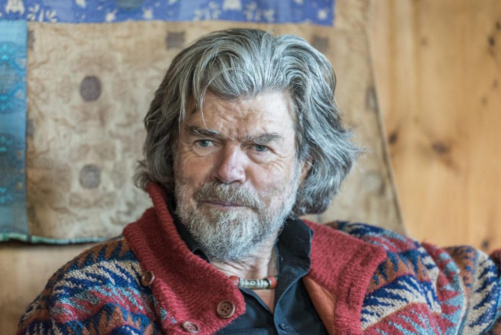 Reinhold Messner - Schloss Juval, Vinschgau, Italien