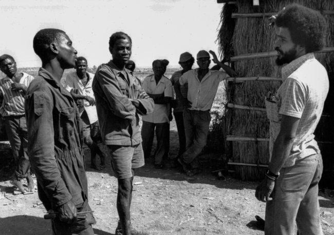 Angola, landwirtschaftlicher Berater der MPLA - (1976)
