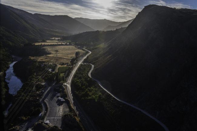 Neuseeland, Central Otago, Kawarau River - (2018)