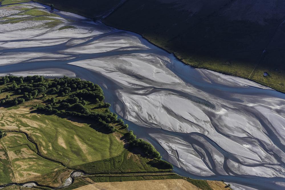 Neuseeland, Central Otago, Matukituki River, Lake Wanaka - (2018)