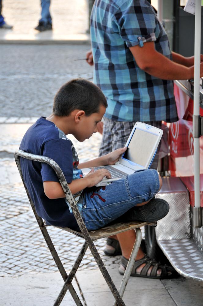 Portugal - Lissabon - Praça Dom Pedro (2012)