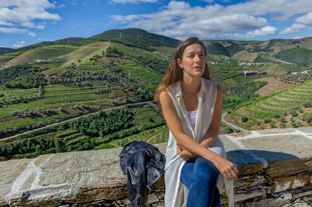 Portugal - Douro - Francisca van Zeller, Quinta Dona Maria (2017)